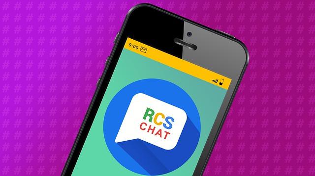 RCS messaging